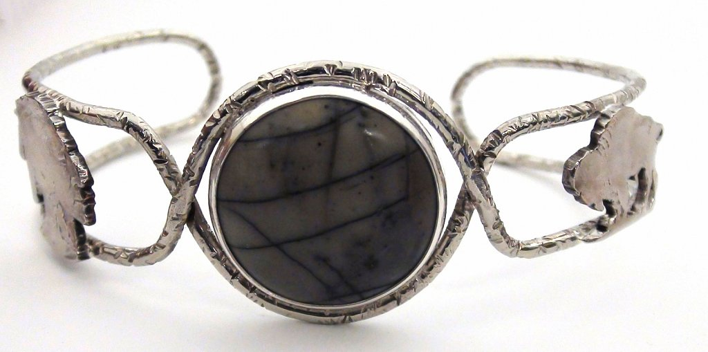 Bufalo Nickel Bracelet