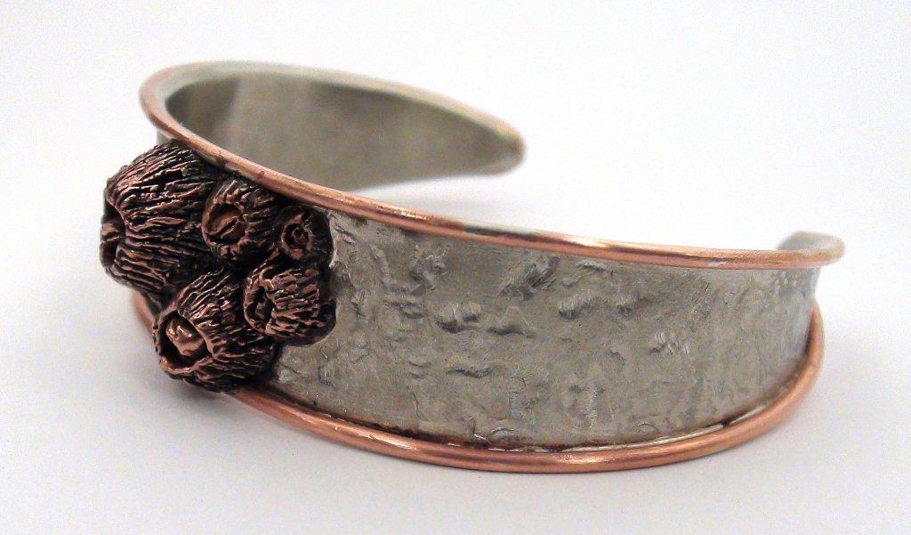 Barnacle Cluster Bracelet