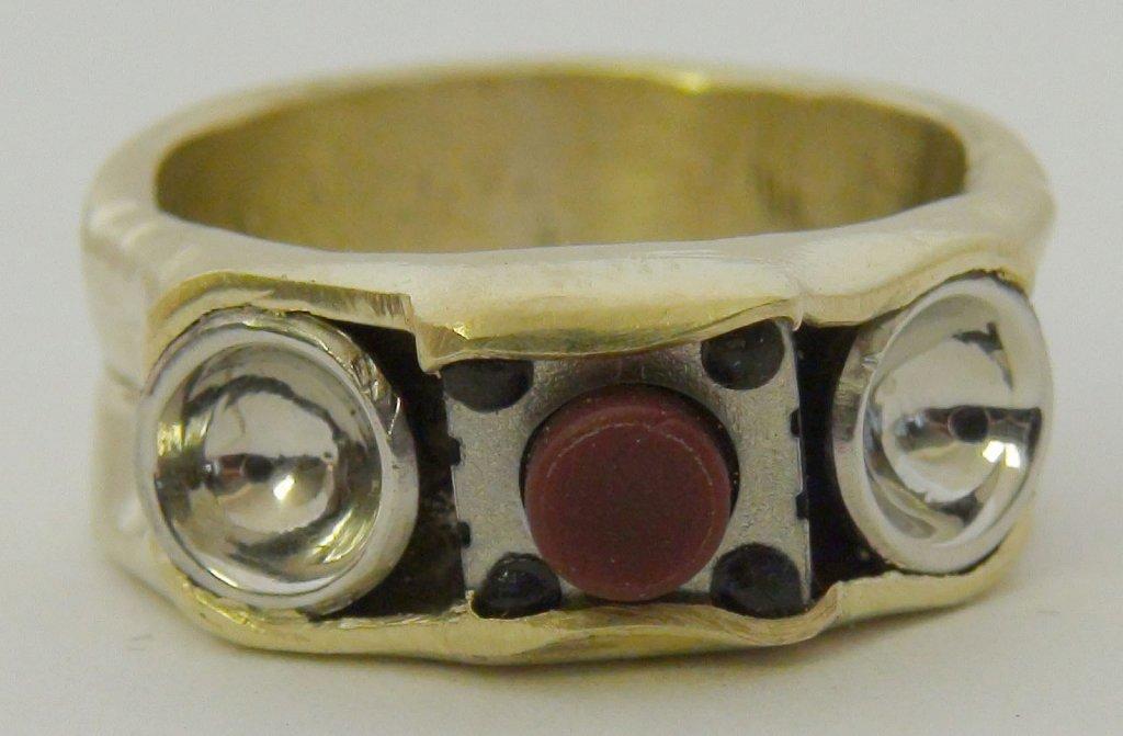 Steampunk Ring #11